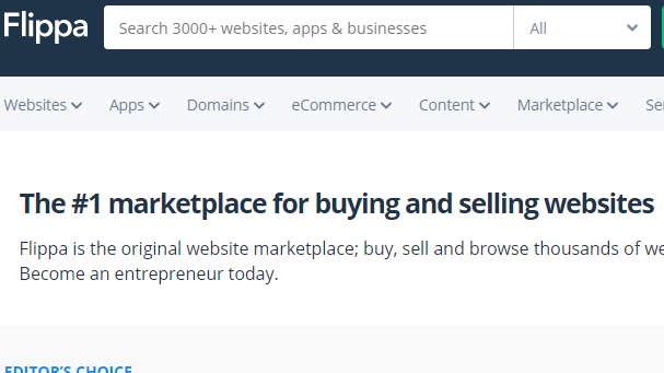 How to search a niche