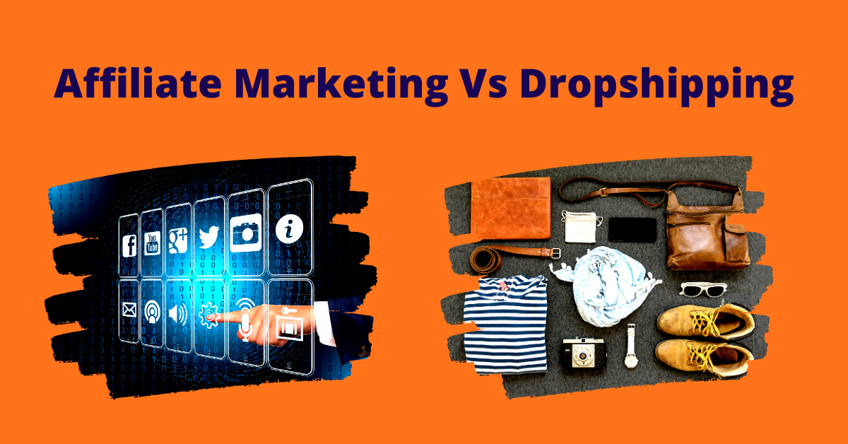 affiliate marketing dropshipping