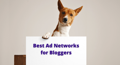best ad networks for bloggers..