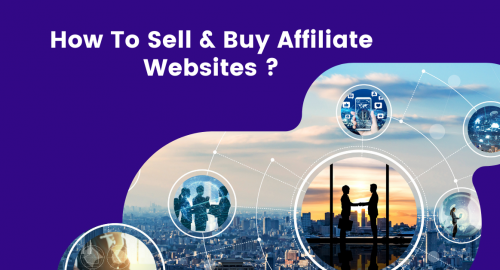 how to sell & buy affiliate websites